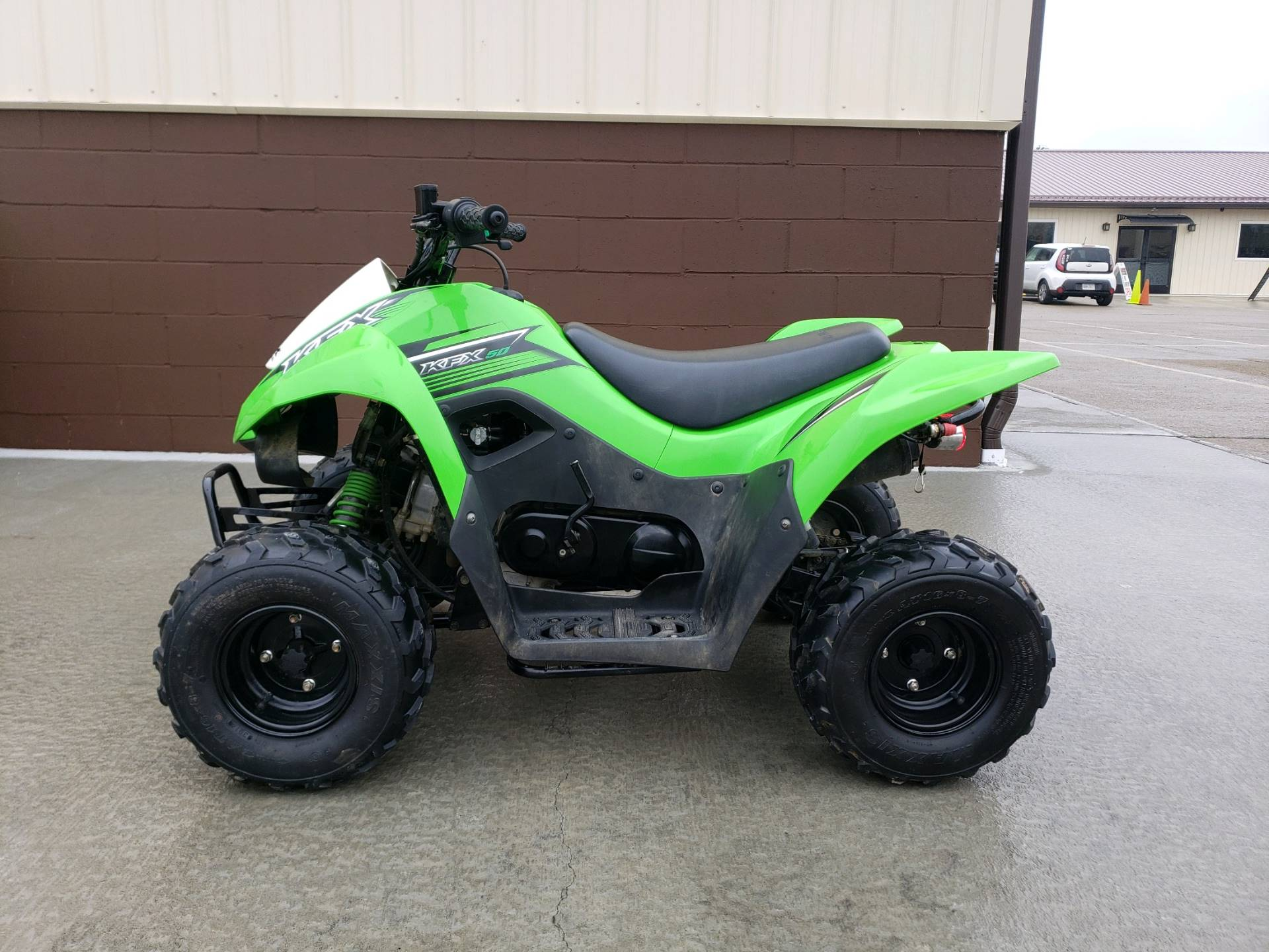 2015 Kawasaki KFX®50 in Waynesburg, Pennsylvania - Photo 2