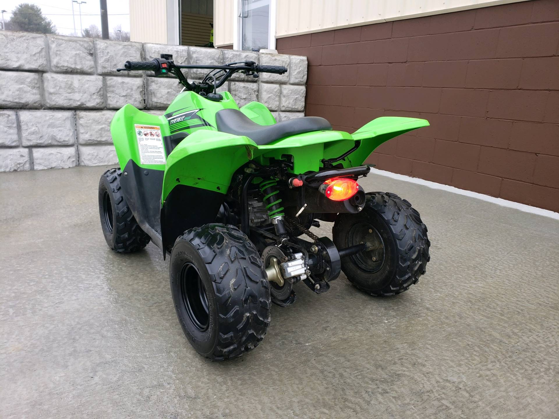 2015 Kawasaki KFX®50 in Waynesburg, Pennsylvania - Photo 3