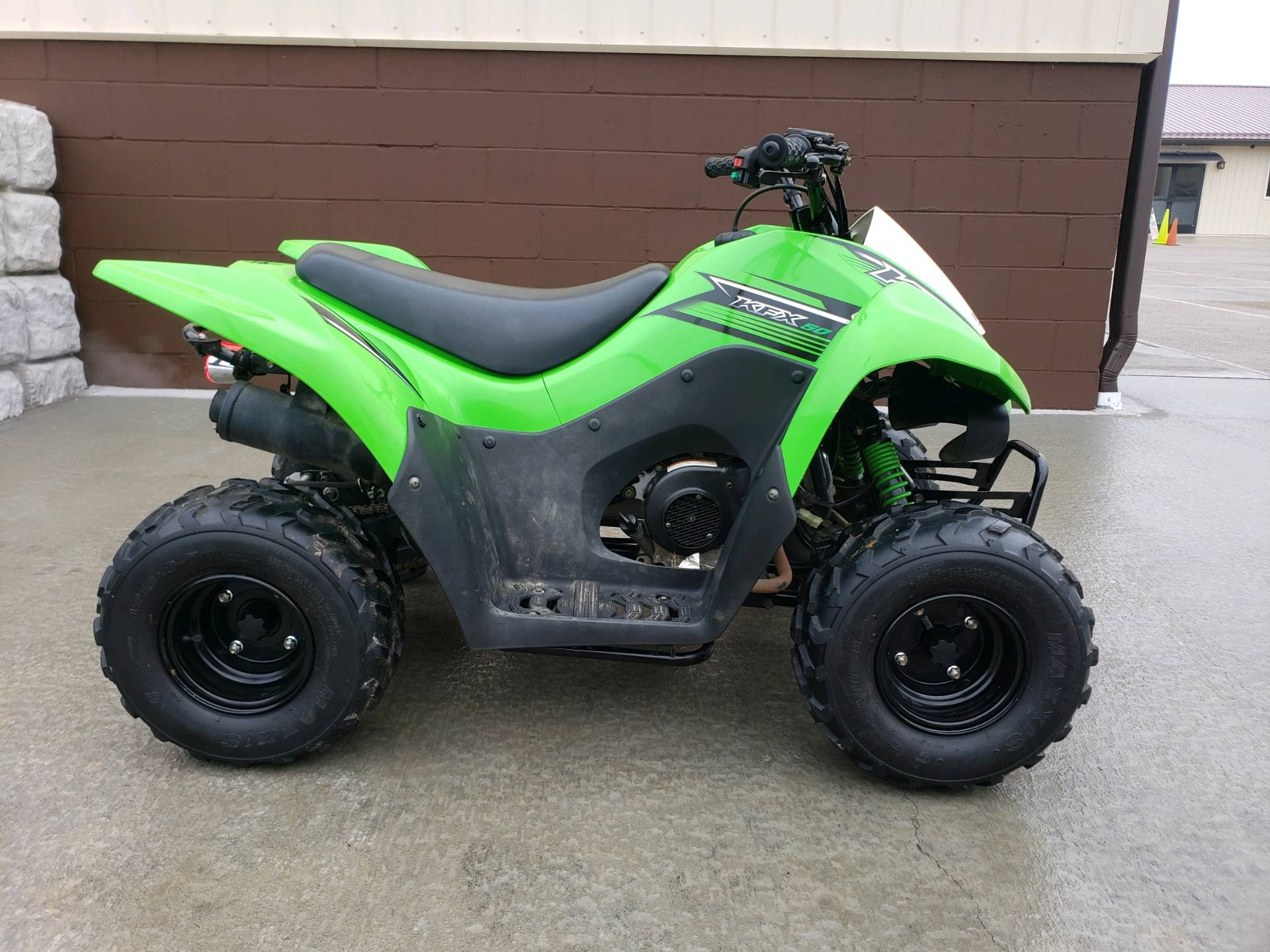 2015 Kawasaki KFX®50 in Waynesburg, Pennsylvania - Photo 1