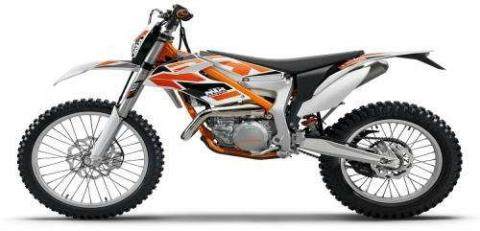 2017 KTM 250 R Freeride in Waynesburg, Pennsylvania