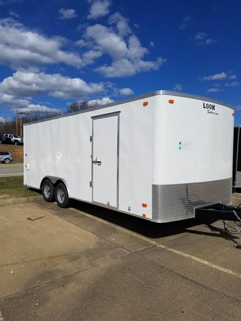 2018 Look Trailers 8.5X20 in Waynesburg, Pennsylvania