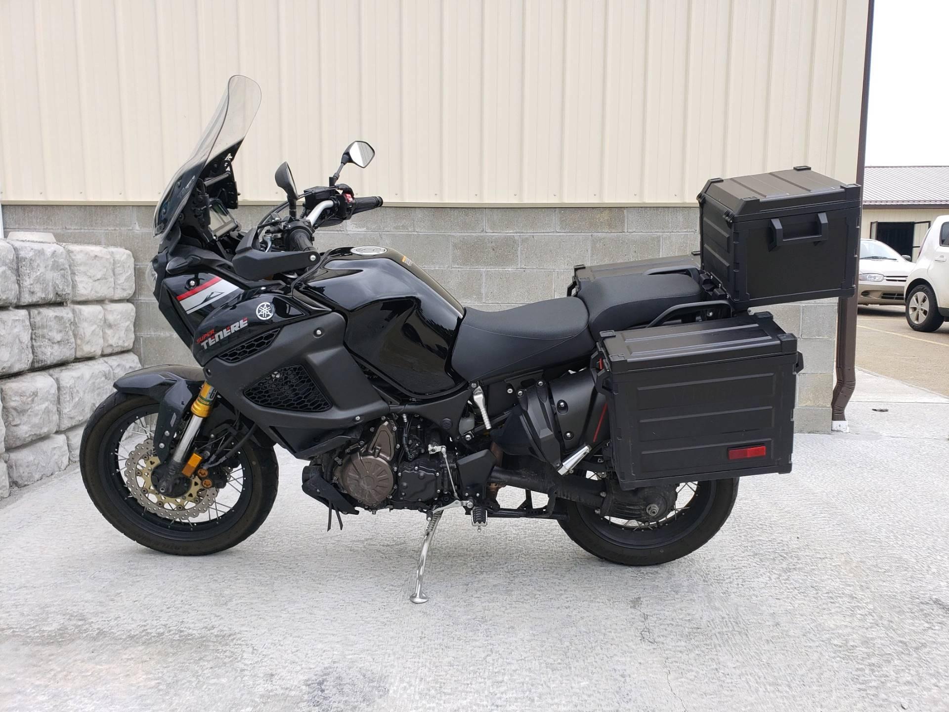 2016 Yamaha Super Tenere ES 3