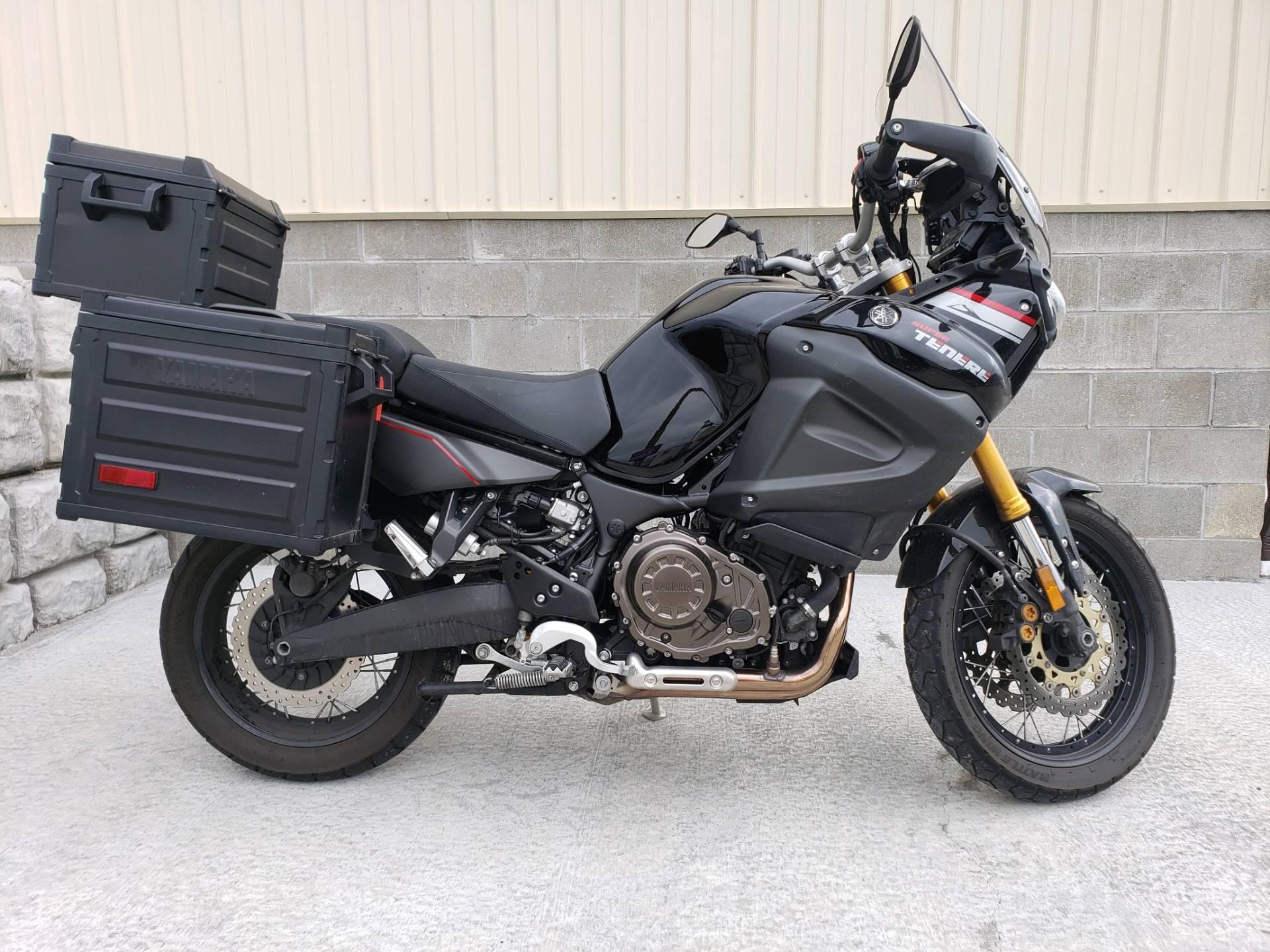 2016 Yamaha Super Tenere ES for sale 180072