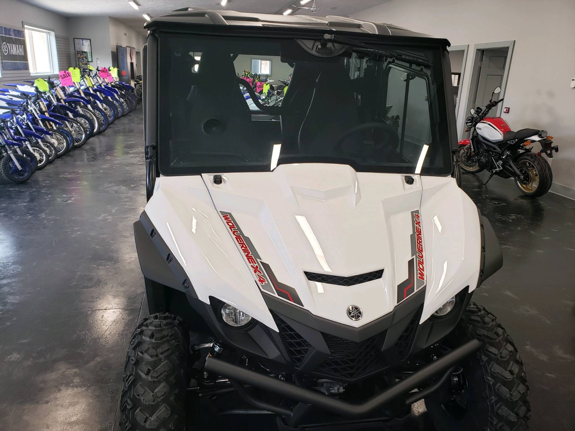 2020 Yamaha Wolverine X4 in Waynesburg, Pennsylvania - Photo 2