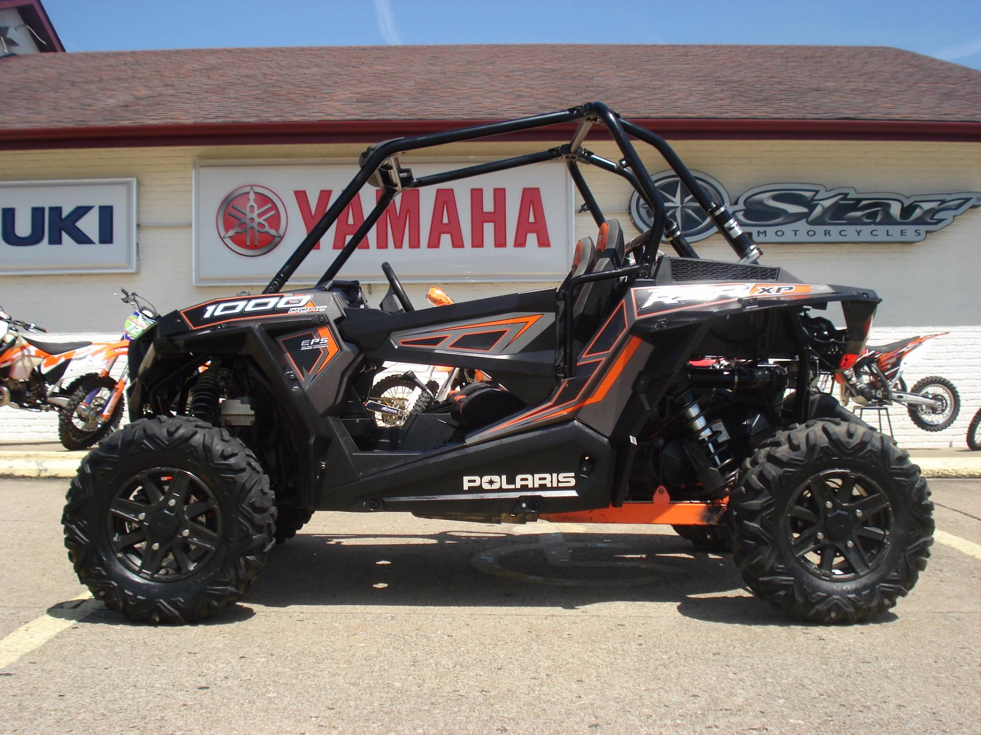 2014 Polaris RZR XP 1000 EPS for sale 58381