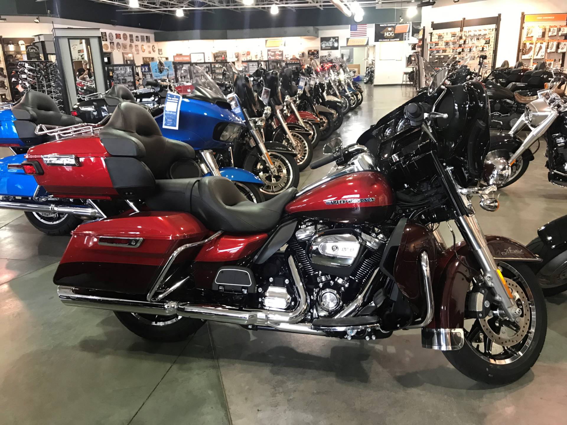 2019 Harley-Davidson Ultra Limited in Edinburgh, Indiana - Photo 1