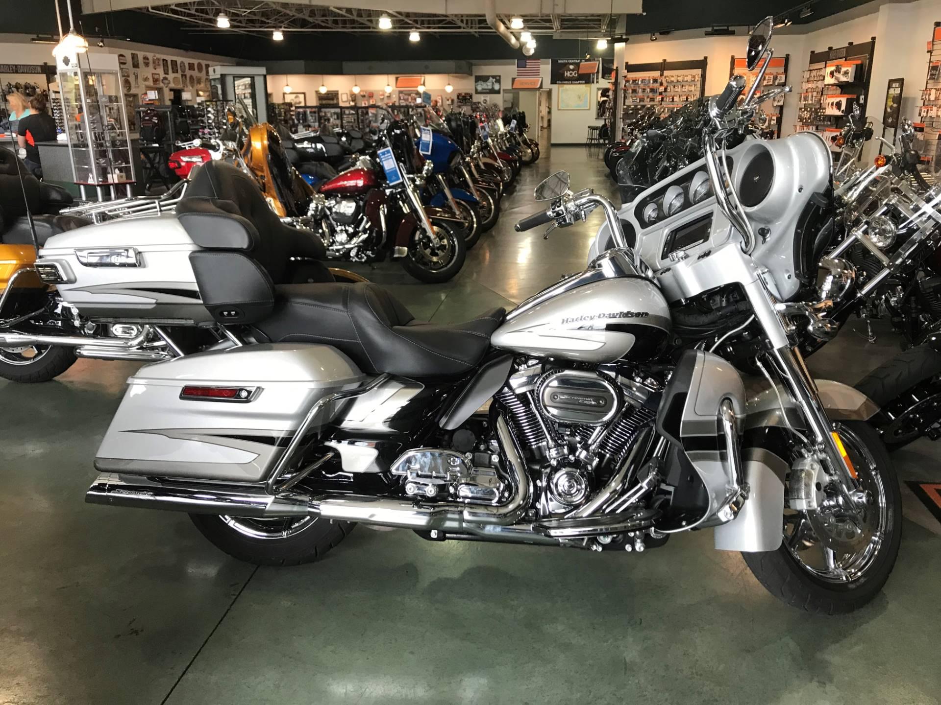 2017 Harley-Davidson CVO™ Limited in Edinburgh, Indiana