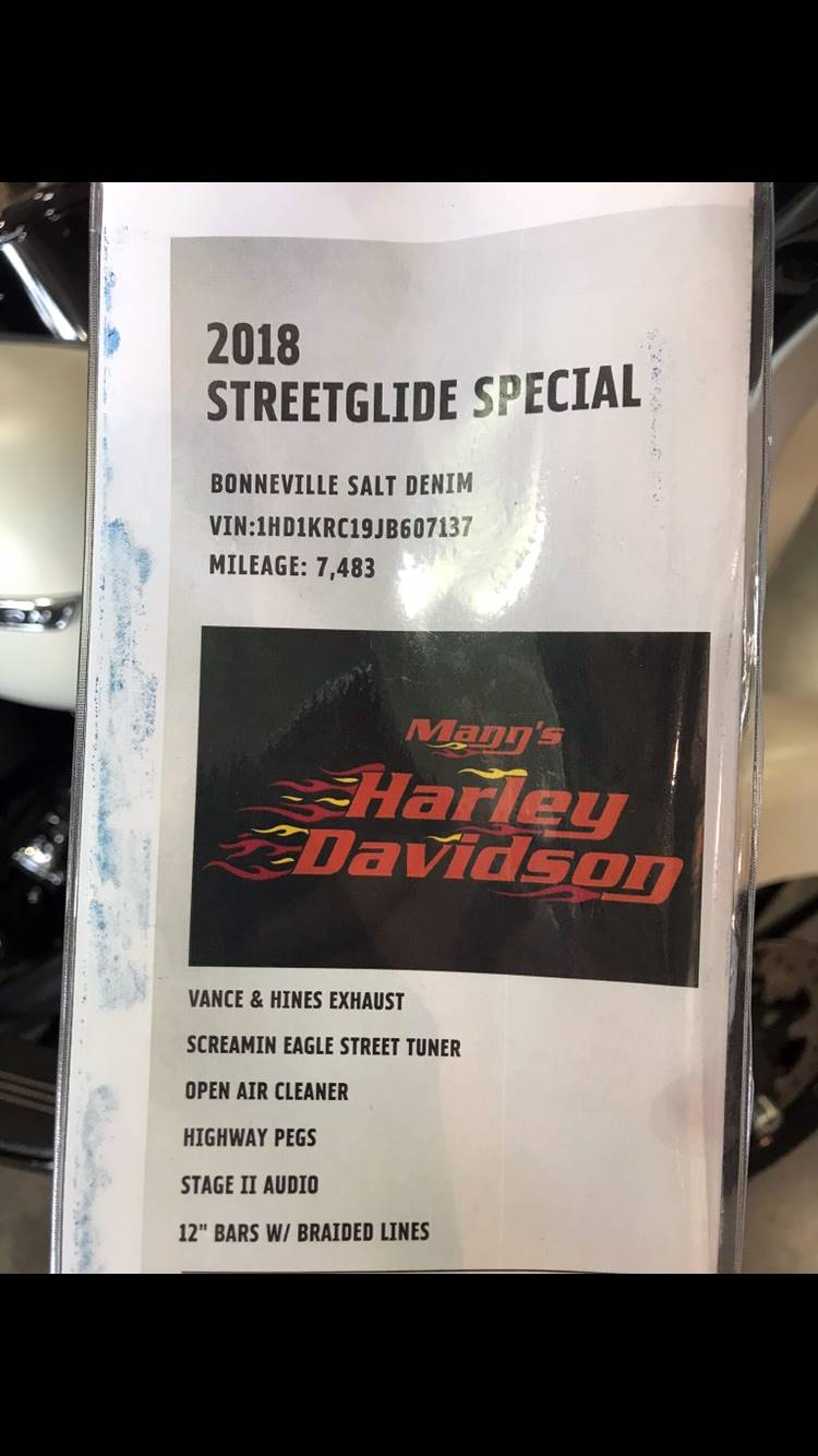 2018 Harley-Davidson Street Glide® Special in Edinburgh, Indiana - Photo 8