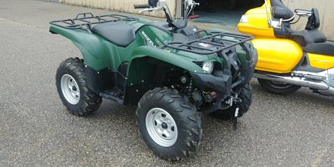 2014 Yamaha Grizzly 550 FI Auto. 4x4 EPS in Tamworth, New Hampshire