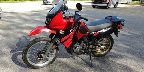2009 Kawasaki KLR™650 in Tamworth, New Hampshire