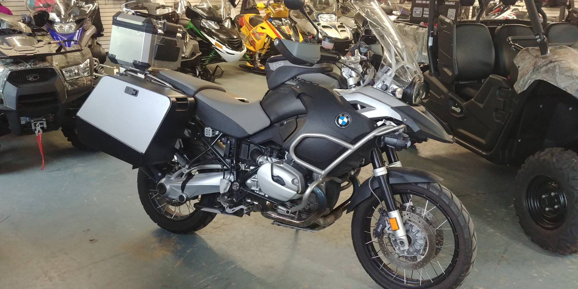 2008 BMW R 1200 GS Adventure in Tamworth, New Hampshire