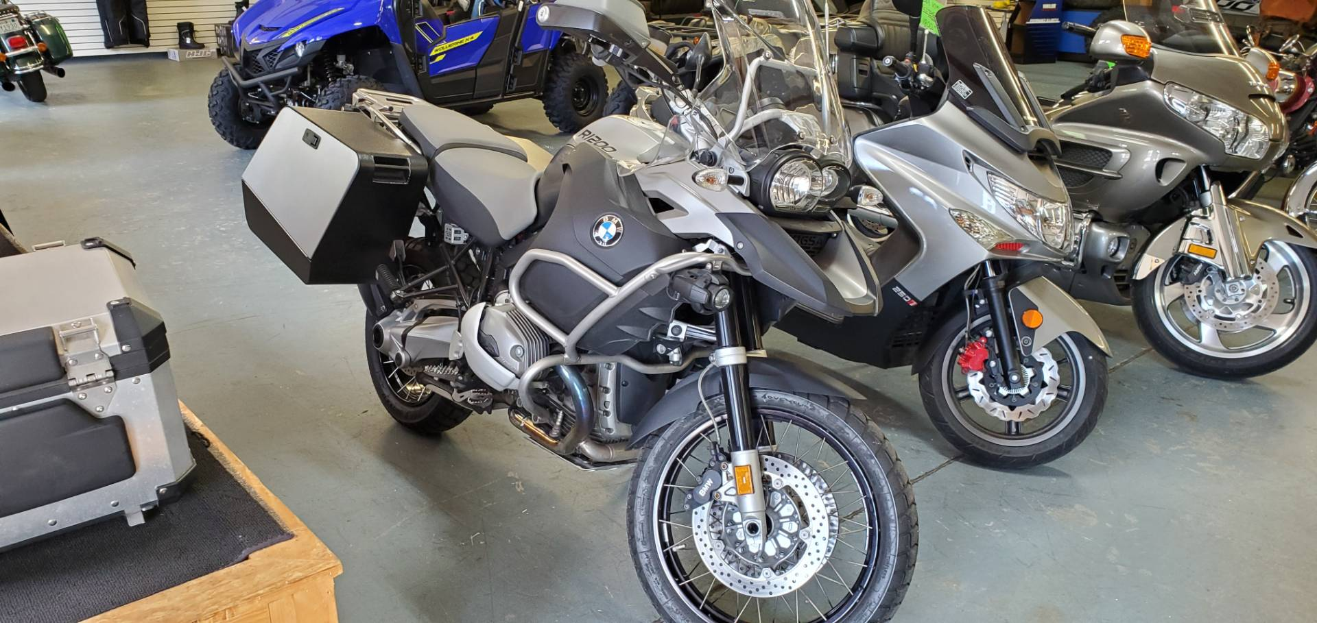 2008 BMW R 1200 GS Adventure in Tamworth, New Hampshire - Photo 1