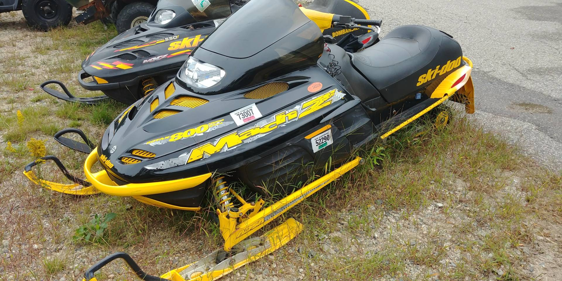 Used inventory for sale bartons motorsports in tamworth nh 1999 ski doo mach z sciox Images