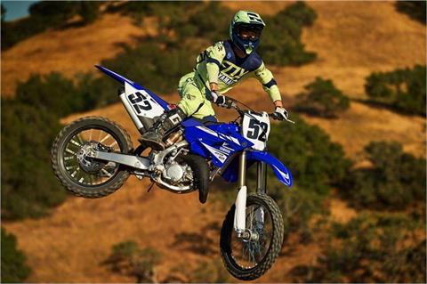 2017 Yamaha YZ125 in Tamworth, New Hampshire