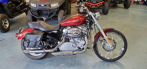 2009 Harley-Davidson Sportster® 883 Custom in Tamworth, New Hampshire
