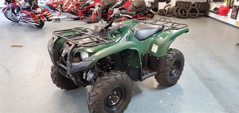 2014 Yamaha Grizzly 550 FI Auto. 4x4 in Tamworth, New Hampshire - Photo 2