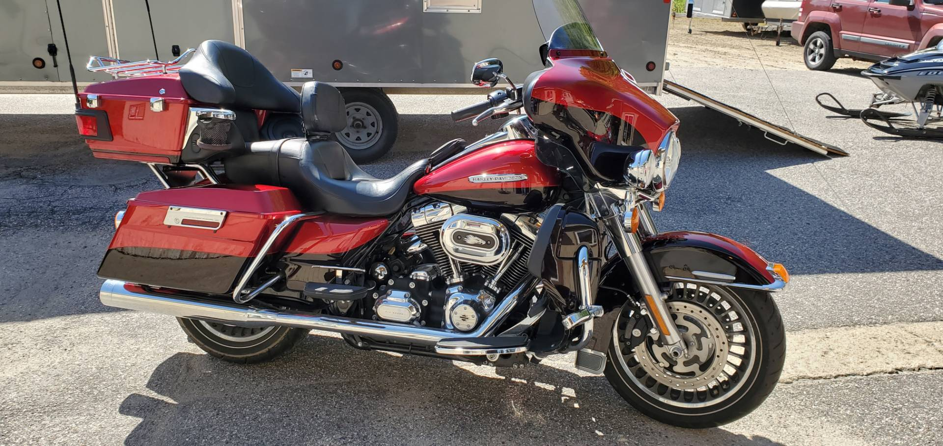 2013 Harley-Davidson Electra Glide® Ultra Limited in Tamworth, New Hampshire - Photo 1