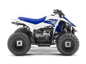 2017 Yamaha YFZ50 in Tamworth, New Hampshire