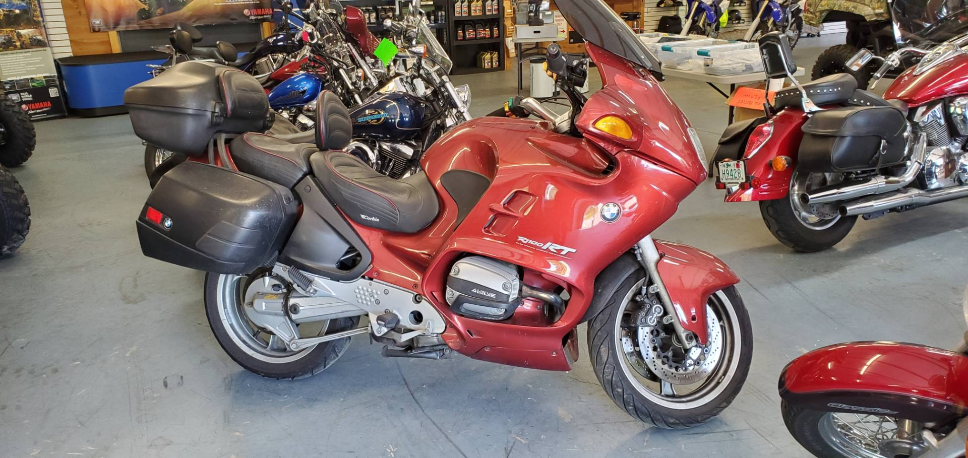 1996 BMW R1100RTL A in Tamworth, New Hampshire - Photo 1