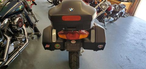 1996 BMW R1100RTL A in Tamworth, New Hampshire - Photo 4