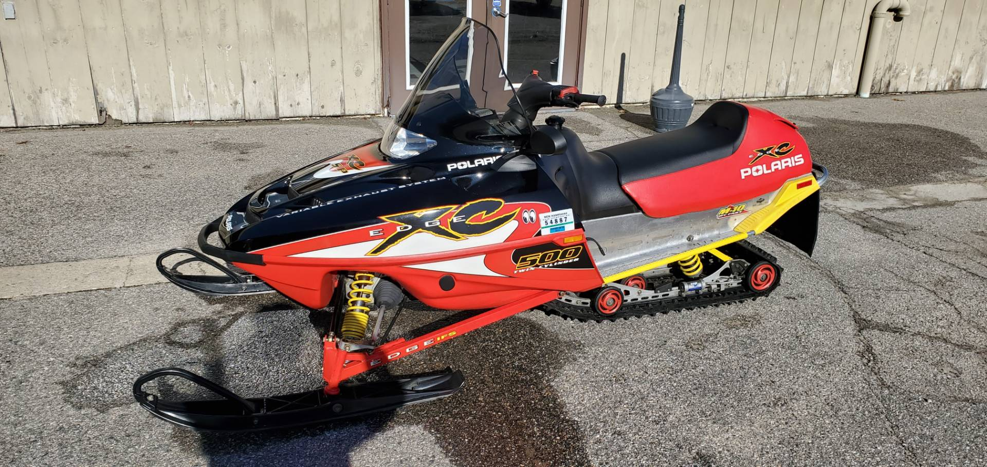 2003 Polaris 500 XC SP in Tamworth, New Hampshire - Photo 1