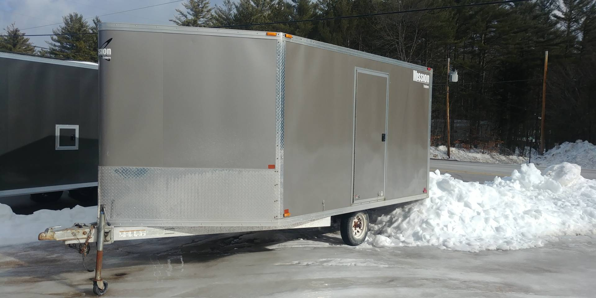 2009 Mission Trailers MFS 101 x 12P in Tamworth, New Hampshire