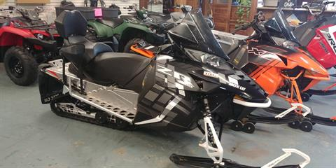 2017 Arctic Cat ZR 3000 LXR 129 in Tamworth, New Hampshire
