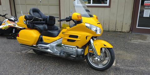 2009 Honda Gold Wing® in Tamworth, New Hampshire