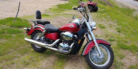 2003 Honda Shadow ACE 750 Deluxe in Tamworth, New Hampshire