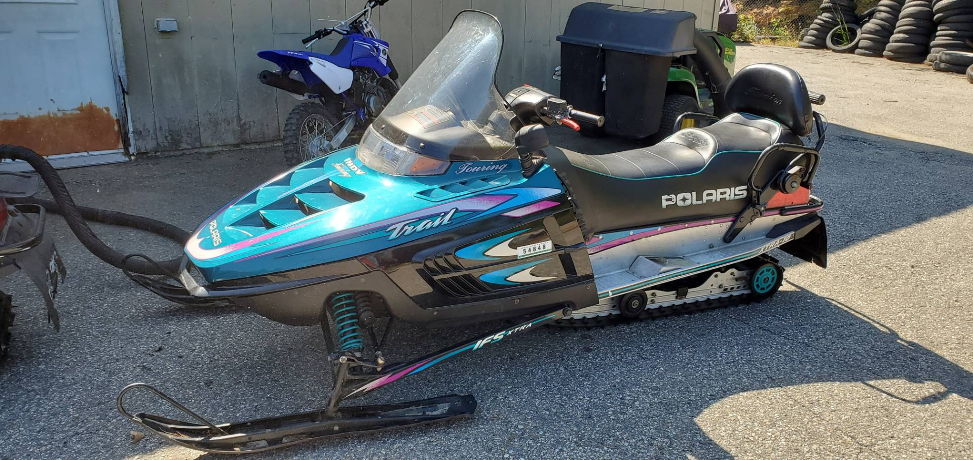 1998 Polaris TOURING TRAIL in Tamworth, New Hampshire