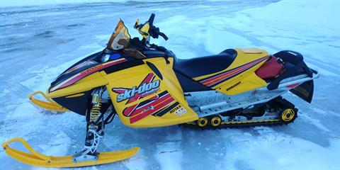 2004 Ski-Doo MX Z Renegade  X 800  in Tamworth, New Hampshire