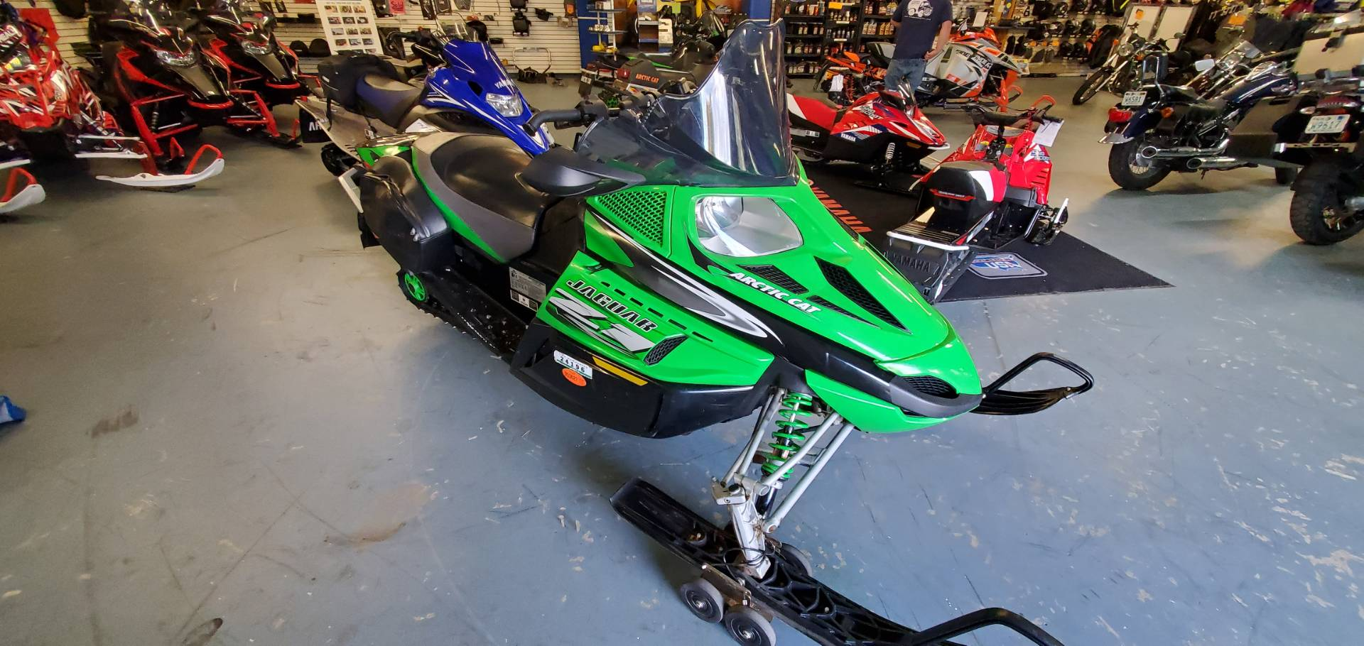 2007 Arctic Cat Jaguar - Z1 in Tamworth, New Hampshire - Photo 1