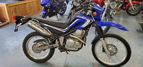 2014 Yamaha XT250 in Tamworth, New Hampshire - Photo 1