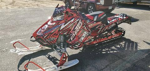 "2016 Polaris 800 Pro-RMK 155 3"" SnowCheck Select in Tamworth, New Hampshire - Photo 2"