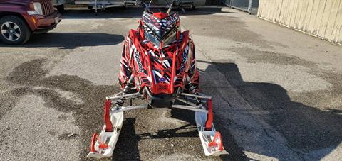 "2016 Polaris 800 Pro-RMK 155 3"" SnowCheck Select in Tamworth, New Hampshire - Photo 3"