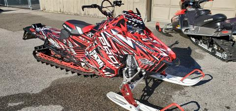 "2016 Polaris 800 Pro-RMK 155 3"" SnowCheck Select in Tamworth, New Hampshire - Photo 1"