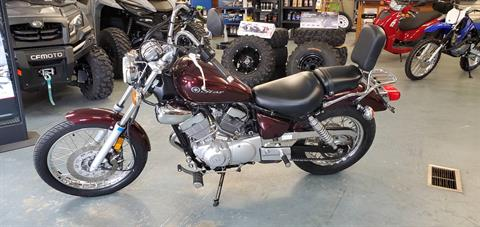 2009 Yamaha V Star 250 in Tamworth, New Hampshire - Photo 1