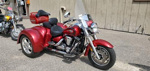 2007 Yamaha Road Star in Tamworth, New Hampshire