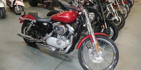 2005 Harley-Davidson Sportster® XL 883C in Tamworth, New Hampshire