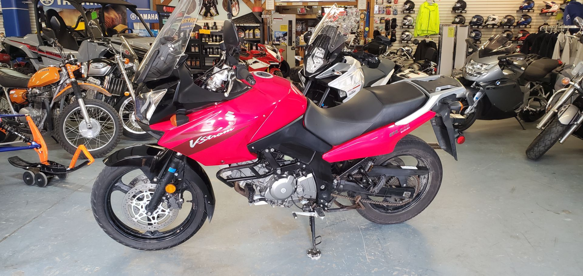 2006 Suzuki V-Strom® 650 in Tamworth, New Hampshire - Photo 1