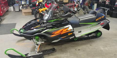 2003 Arctic Cat ZL 600 EFI ESR SS in Tamworth, New Hampshire