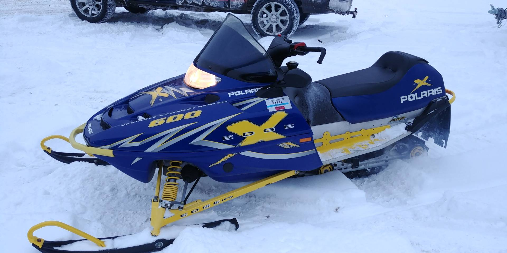 Polaris Snowmobiles For Sale >> Used 2003 Polaris 600 XC SP Snowmobiles in Tamworth, NH | Stock Number: N/A