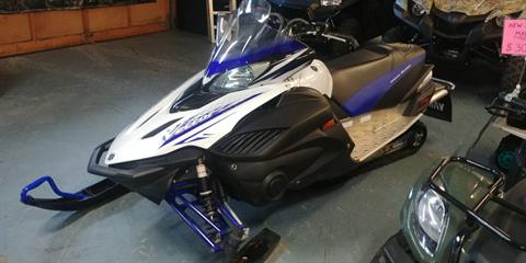 2009 Yamaha RS Vector LTX in Tamworth, New Hampshire