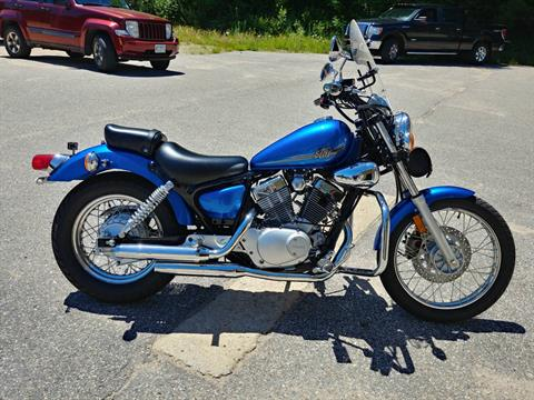 2015 Yamaha V Star 250 in Tamworth, New Hampshire