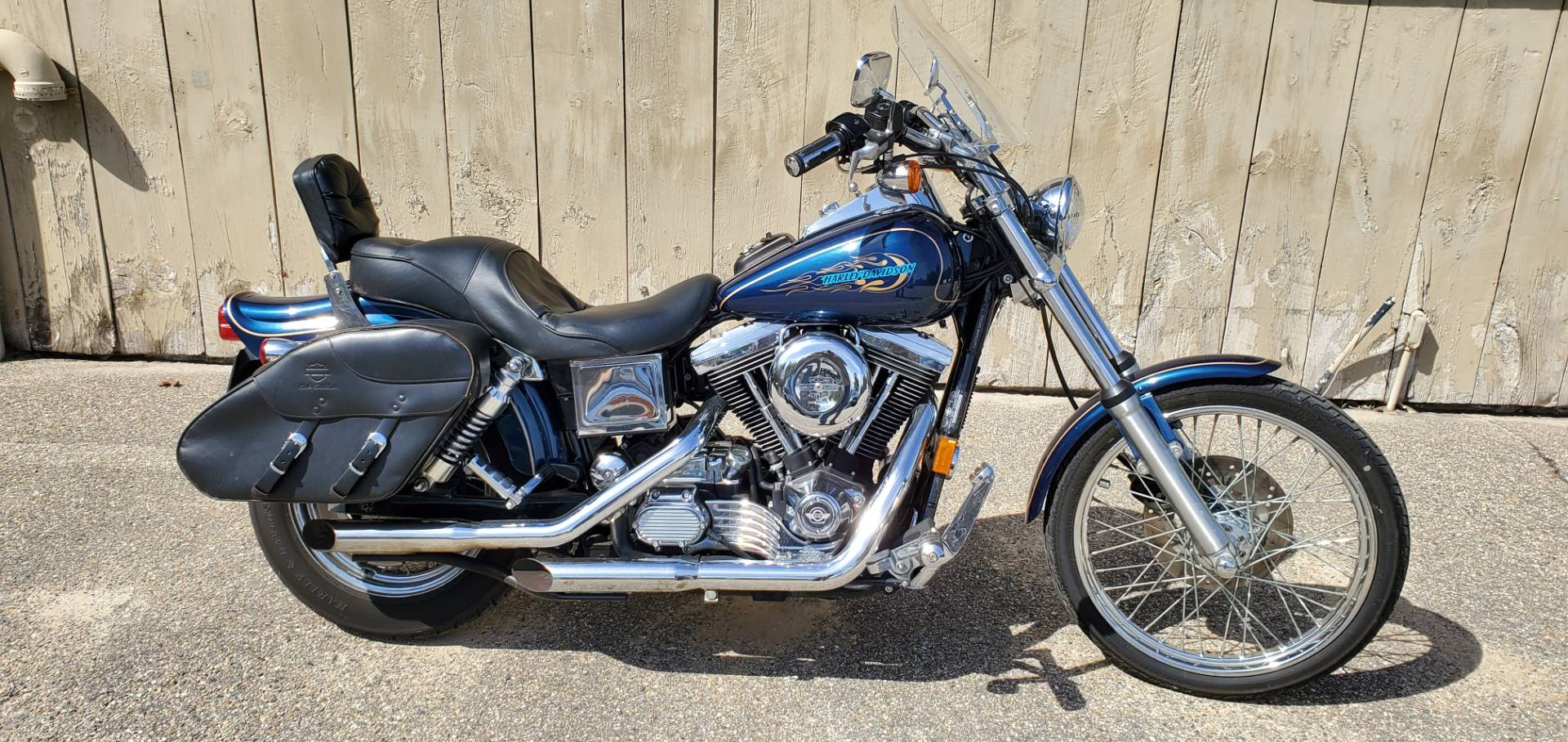1998 Harley-Davidson FXDWG Dyna Wide Glide in Tamworth, New Hampshire - Photo 2