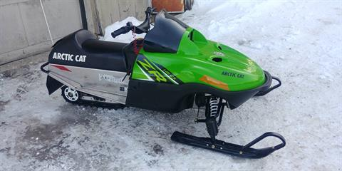 2016 Arctic Cat ZR 120 in Tamworth, New Hampshire - Photo 1
