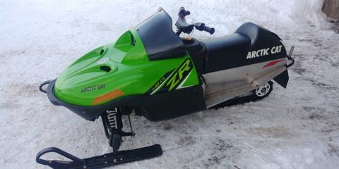 2016 Arctic Cat ZR 120 in Tamworth, New Hampshire - Photo 2