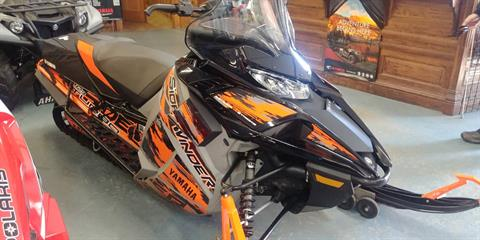 2017 Yamaha Sidewinder R-TX SE in Tamworth, New Hampshire - Photo 2