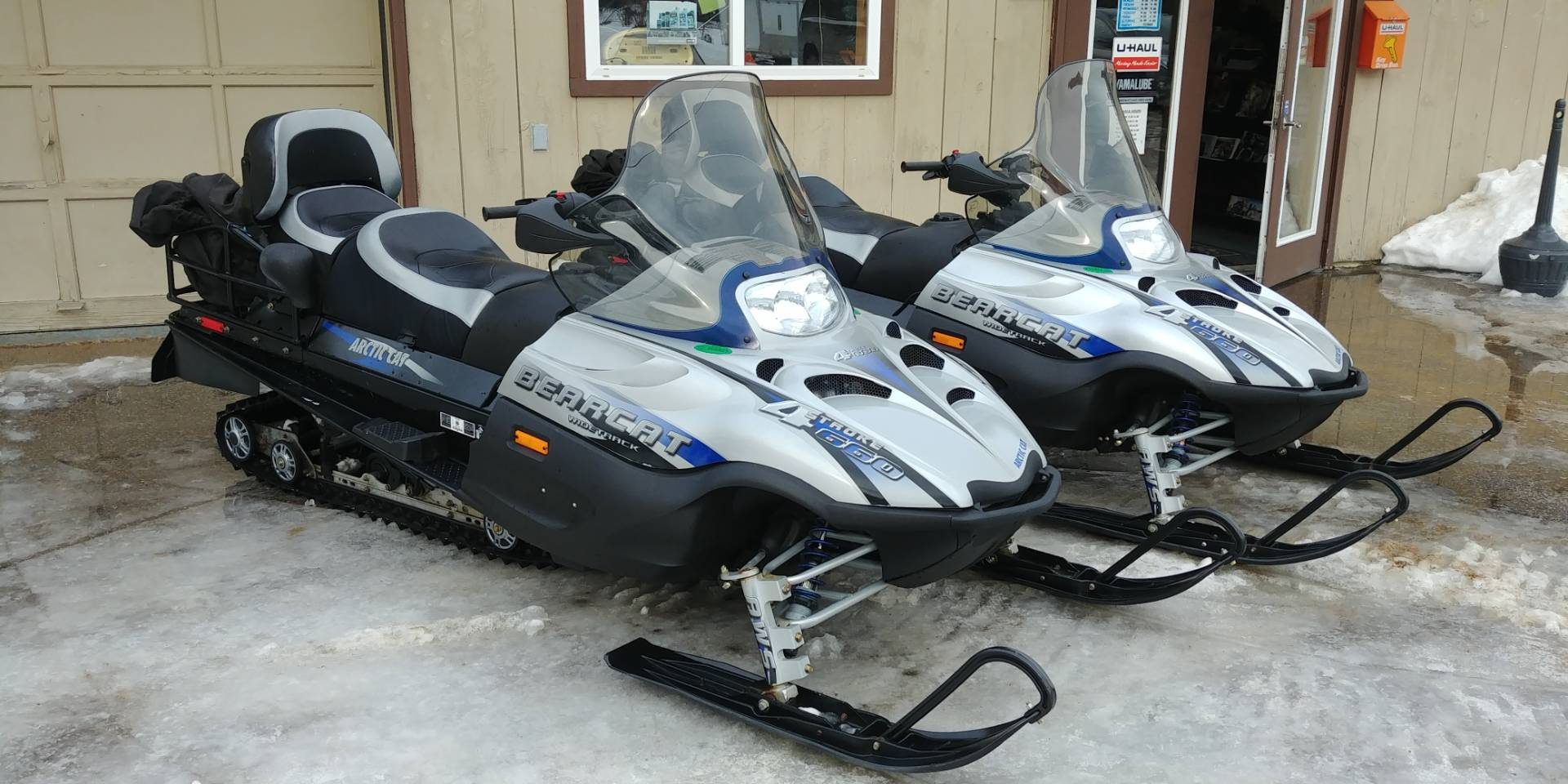 2005 Arctic Cat Bear Cat  Wide Track in Tamworth, New Hampshire