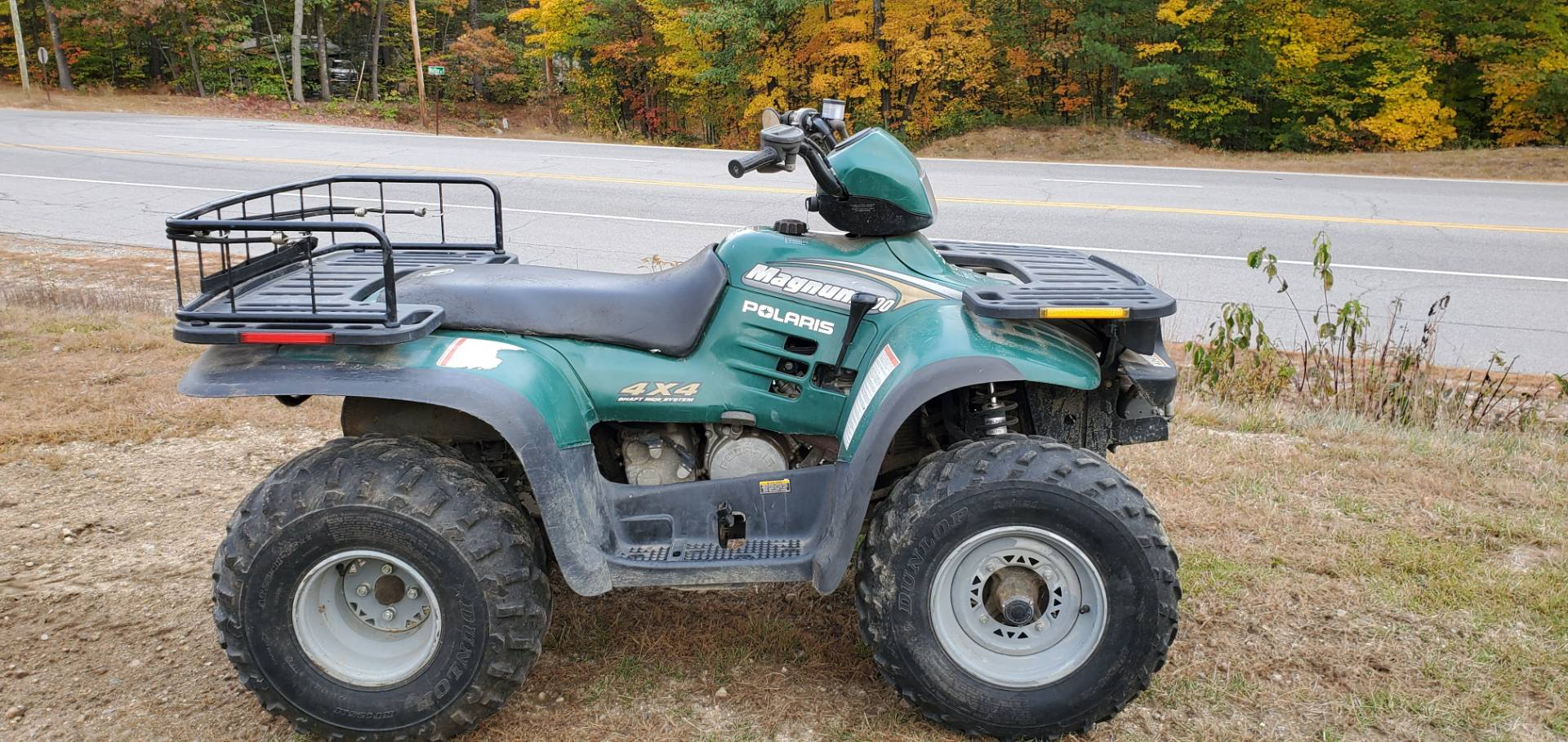 2000 Polaris Magnum 500 in Tamworth, New Hampshire - Photo 1